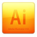 128x128px size png icon of Ai CS3 Icon (clean)