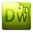 128x128px size png icon of Dw CS3