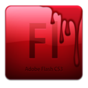 128x128px size png icon of Fl CS3