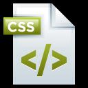 128x128px size png icon of File Adobe Dreamweaver CSS 01