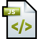 128x128px size png icon of File Adobe Dreamweaver JavaScript