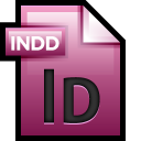 128x128px size png icon of File Adobe In Design 01