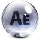 128x128px size png icon of aftereffects