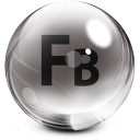 128x128px size png icon of flashbuilder
