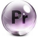 128x128px size png icon of premiere