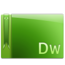 128x128px size png icon of Dreamweaver CS 5