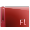 128x128px size png icon of Flash CS 5