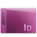 128x128px size png icon of In Design CS 5