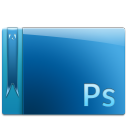 128x128px size png icon of Photoshop CS 5