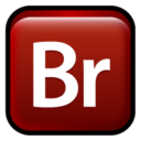 Adobe Bridge CS3 Icon