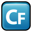 128x128px size png icon of Adobe ColdFusion CS3