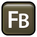 128x128px size png icon of Adobe Flex Builder CS3