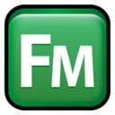 128x128px size png icon of Adobe Framemaker CS3