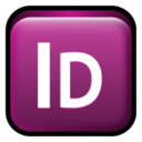 128x128px size png icon of Adobe InDesign CS3