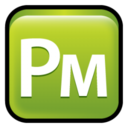 128x128px size png icon of Adobe PageMaker CS3