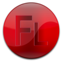 128x128px size png icon of fl