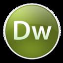128x128px size png icon of Dreamweaver CS3