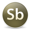 128x128px size png icon of Soundbooth CS3