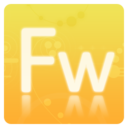 128x128px size png icon of Adobe Fireworks CS3