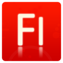 128x128px size png icon of Adobe Flash CS3