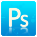 128x128px size png icon of Adobe Photoshop CS3