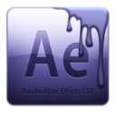 128x128px size png icon of Adobe After Effects CS3
