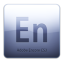 128x128px size png icon of Adobe Encore CS3 Icon (clean)