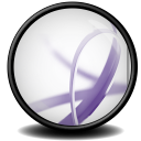 128x128px size png icon of Acrobat Pro 7