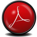 128x128px size png icon of Acrobat Reader X
