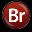 128x128px size png icon of Adobe Bridge CS 3