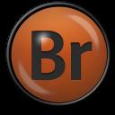 128x128px size png icon of Adobe Bridge CS 4