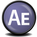 128x128px size png icon of After Effects CS 3