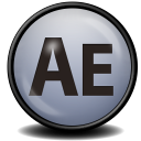 128x128px size png icon of After Effects CS 4