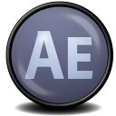 128x128px size png icon of After Effects CS 5