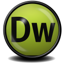 Dreamweaver CS 4 Icon