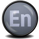 128x128px size png icon of Encore CS 5