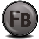 128x128px size png icon of Flash Builder CS 4