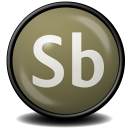 128x128px size png icon of Soundbooth CS 3