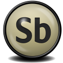 128x128px size png icon of Soundbooth CS 4