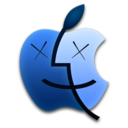 128x128px size png icon of [ApplE] Finder Kaws