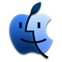 128x128px size png icon of [ApplE] Finder