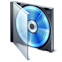 128x128px size png icon of Compact Disk