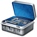 128x128px size png icon of Toolbox