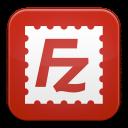 128x128px size png icon of Filezilla 1