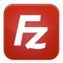128x128px size png icon of Filezilla 2