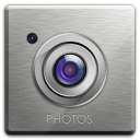 128x128px size png icon of Photo Folder