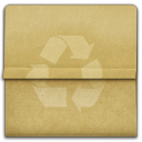 128x128px size png icon of Recycle Folder