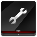 128x128px size png icon of Tools Folder