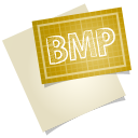 128x128px size png icon of adobe blueprint bmp