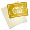 128x128px size png icon of adobe blueprint gif